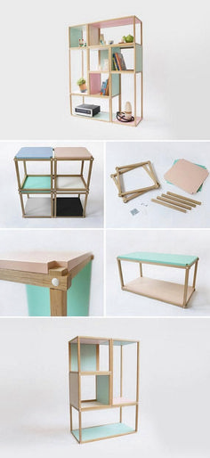 The Laidback Lifestyle: 7 Pieces of Furniture Designed for Maximum Relaxation - Home Deco The Laidback Lifestyle: 7 Pieces of Furniture Designed for Maximum Relaxation Coolest Modular Furniture Design