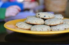 The Whole Life Nutrition Kitchen: Banana Coconut Cookies (grain-free, sugar-free, vegan) G.F / Free from refined sugars Coconut Recipes, Banana Recipes, Dairy Free Recipes, Whole Food Recipes, Gluten Free, Scd Recipes, Cleanse Recipes, Recipies, Sugar Free Cookies
