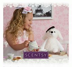 NEW Scentsy Buddy Pari The Poodle! – Scentimental Candle Store