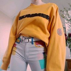Trendy sewing clothes for teens autumn 58 ideas Aesthetic Fashion, Look Fashion, Aesthetic Clothes, Korean Fashion, Fashion Outfits, Ulzzang Fashion, Retro Outfits, Outfits For Teens, Vintage Outfits