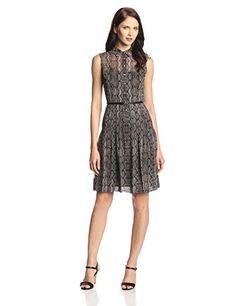 Calvin Klein Women's Sleeveless Animal Print Belted Shirt Dress, Multi, 8 Calvin Klein http://www.amazon.com/dp/B00H06PAWU/ref=cm_sw_r_pi_dp_Z3A4tb1AB4VP9