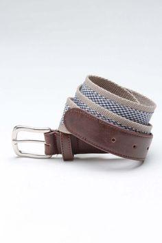 Goodale Fabric Surcingle Belt