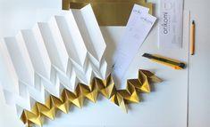Origami Lampe falten für Anfänger - 4 DIY Anleitungen
