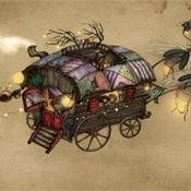 Turine Tran is an illustrator, specialized in digital painting and hand rendering illustrations