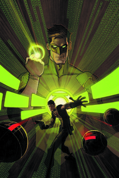 Grayson #12 by Andrew Robinson