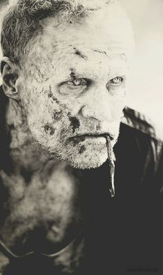 The Walking Dead, Merle Dixon, Zombie, Walker
