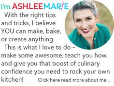 Ashlee Marie - real fun with real food Homemade Waffles, Homemade Marshmallows, Homemade Eggnog, Homemade Breads, Creme Anglaise Recipe, Creamy Jalapeno Dip, Butterbeer Recipe, Frozen Butterbeer, Eggnog Recipe