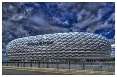 Allianz Arena by Klaus Schicker