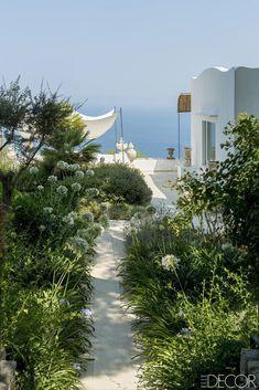 Island Of Capri Home Tour - Inside A Villa In Capri