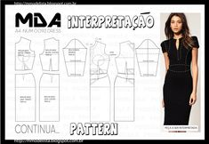 ModelistA: A4 NUM 0092 DRESS