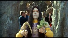 Christopher Lee in The Wicker Man 1973 as Lord Summerisle