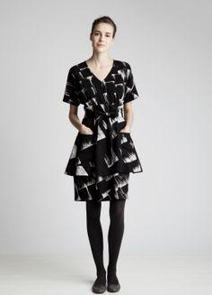 Love this marimekko dress!