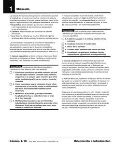 Músculo - para colorear | PC. Introducción Sheet Music, Med School, Colour Book, Social Science, Leadership, Notebooks, Free Coloring, Music Sheets