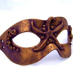 mermaid mask