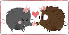 wild boars.jpg 700×356 pixels