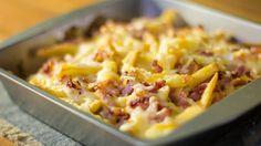Patatas al estilo Foster's Hollywood