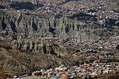 If you have a chance to explore one of La Paz's more remote and interesting neighborhoods, hop on a mini-bus headed towards Pampahasi!  More info: Pampahasi
