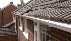 Gutter Maintenance and Repair   Guttering Dublin   Gutter Repair Affordable Roofing, Fascia Board, Roof Structure, Roofing Contractors, Roof Repair, Metal Roof, Building Materials, Dublin, Outdoor Decor