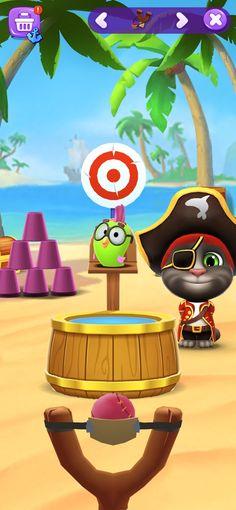 Mein Talking Tom 2 im App Store Ipod Touch, Talking Tom 2, Disney Art Style, Im App, Iphone, A Girl Like Me, Ios 8, Mini Things, Mini Games