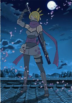 Breeze Dancer Anbu by TonxuBramando Anime Girl Neko, Anime Oc, Female Anime, Mitsuki Naruto, Naruto Shippudden, Shikatema, Temari Nara, Naruto Oc Characters, Naruto Mobile
