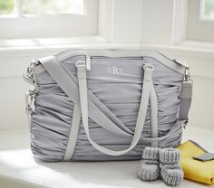 Gray Sydnee Bag | Pottery Barn Kids