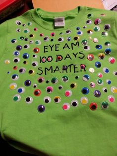 100th Day Of School Crafts, 100 Day Of School Project, School Age Activities, School Days, School Projects, 100 Days Of School Project Kindergartens, 100 Day Shirt Ideas, 100days Of School Shirt, 100s Day