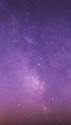 Amazing Milky Way #iPhone #5s #wallpaper