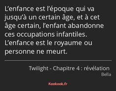 Citations Film, Bad Quotes, Movie Quotes, Film Twilight, Saga, Wonder Quotes, Movies And Tv Shows, Messages, Divergent