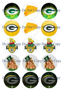 Green Bay Packers logo
