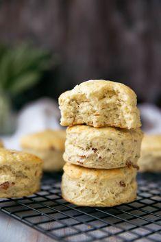 Buttermilk, Bacon, & Sage Biscuits