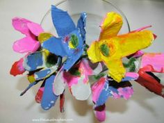 18 Spring Activities for Kids - In Lieu of Preschool cute for mothers day