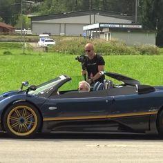 Taking Pagani Zonda Down an Airstrip In Switzerland 3008 Peugeot, Peugeot 206, Best Luxury Cars, Pagani Huayra, G Wagon, Van Life, Lamborghini, Super Cars, Mercedes Benz