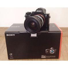 New baby at home! La noche se convertirá en día!  Sony a7s