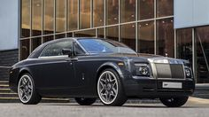 2009 Rolls - Royce Phantom Coupe