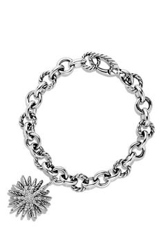 David Yurman 'Starburst' Charm Bracelet with Diamonds | Nordstrom