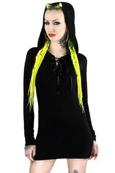 Nightwish Hood Dress [B]