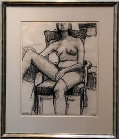 richard diebenkorn life drawing - Google Search