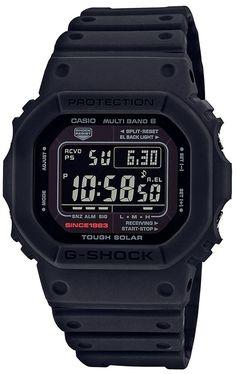 CASIO G-SHOCK BIG BANG BLACK 35th Anniversary Model GW-5035A-1JR Wristwatch NEW #CASIO