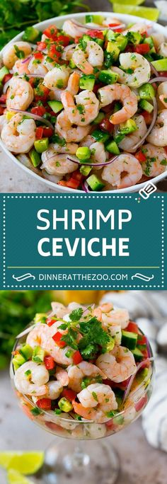 Shrimp Ceviche Recipe Mexican Shrimp Marinated Shrimp - Güveç yemekleri - Las recetas más prácticas y fáciles Ceviche Recipe Shrimp Mexican, Mexican Shrimp Recipes, Fish Recipes, Appetizer Recipes, Salad Recipes, Mexican Seafood, Shrimp Appetizers, Recipe For Ceviche, Potato Recipes