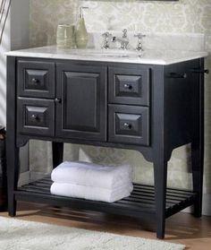 Bathroom Sink Cabinets   Designer Bathroom Vanities