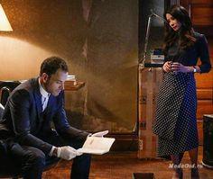 Мода и стиль: Стиль Джоан Ватсон в третьем и четвертом сезонах сериала…