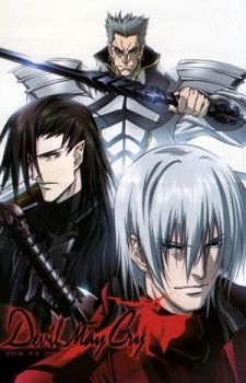 anime Devil May Cry