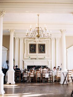 Rustic wedding with incredible handmade details at St. John's College in Downtown Annapolis by Maryland Film Wedding photographers Krista & Davey Jones. Downtown Annapolis, St Johns College, St John's, Wedding Reception Decorations, Maryland, Rustic Wedding, Photographers, The Incredibles, Film