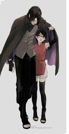 Sasuke & Sarada