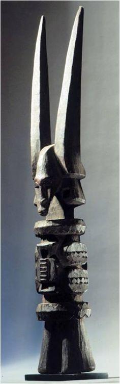 to Century C. Africa Quiz, Art Africain, African Art, Art History, Sculpture, Abstract, Wood, Artwork, Horn