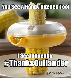 Home of the Tarts and of Outlander Pickup Lines