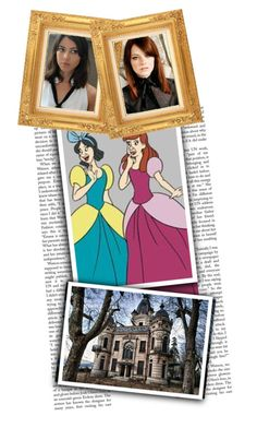 """""""Cinderella's Stepsisters"""" by glam-socialist ❤ liked on Polyvore featuring women's clothing, women, female, woman, misses and juniors"""