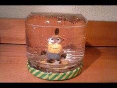 Como hacer un jarrón de pompones - YouTube
