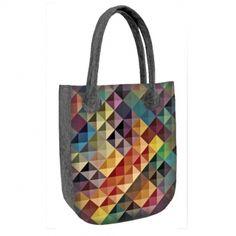 Filcová kabelka City Jazz Jazz, Organizer, Straw Bag, Reusable Tote Bags, Felt, Shoulder Bag, Purses, City, Totes