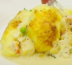 Posh Fish Pie - Gordon Ramsay